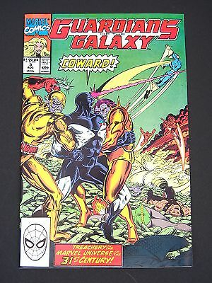 Guardians of the Galaxy #3  NM- 1990   High Grade Marvel Comic