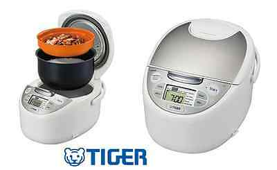 New Tiger 5.5 Cup Taco Rice Cooker JAX-S10A Made in Japan