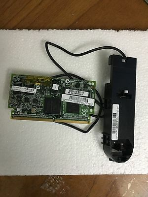 HP P410i 1GB FLASH BACKED WRITE CACHE W+Battery 505908-001 571436-002 587324-001