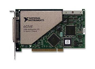 NEW - National Instruments PCI-6036E NI DAQ Card, 16 bit Analog Input