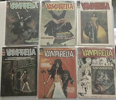 Lot of 27 Comic Books - Vampirella, Roy Rogers and more