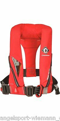 Life jacket Crewsaver fit crew 150 Junior + Lifebelt! For Children from 20-50kg