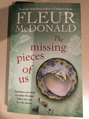 The Missing Pieces of Us by Fleur McDonald (Paperback, 2017)