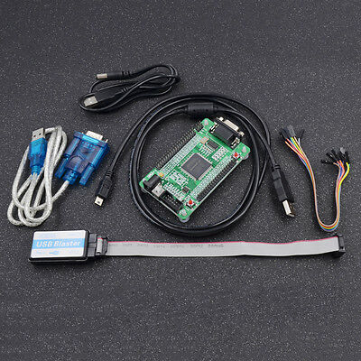 1 Set Cyclone VI FPGA EP4C6 Development Board USB Blaster Programmer Kit