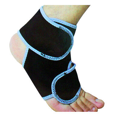 Neoprene Ankle Brace Prevents Injury Ankle Support For Sports Fitness Athletes n