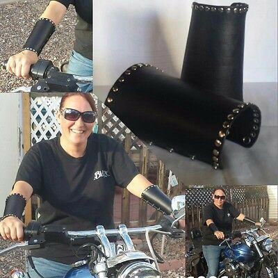 Hand Crafted Leather Gauntlets, Melissa's Gauntlets