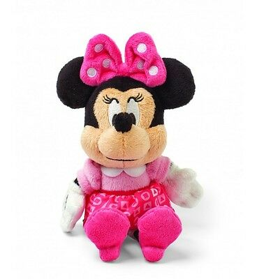 Minnie Mouse Rattle by DISNEY BABY Mini Jingler