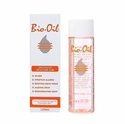 Bio-Oil with PurCellin Oil Skincare for Scars Stretch Marks, Aging Skin
