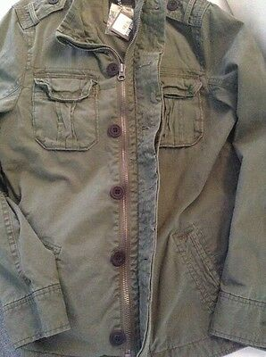 Just Jeans Men's Jacket Size S BNWT,RRP:$99.95