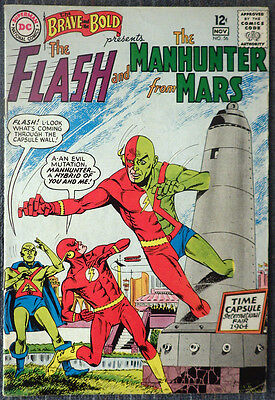Brave and the Bold #56 - Flash & Manhunter from Mars - Bernard Baily!