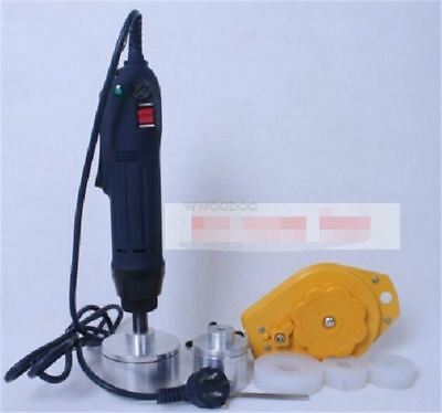 Handheld Electric Bottle Capping Machine Cap Sealer Sealing Machine 220V F