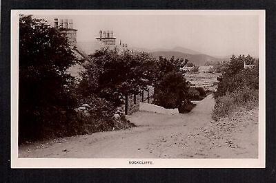 Rockcliffe near Carlisle - real photographic postcard