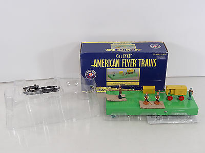 Lionel American Flyer S Gauge #594 Animated Track Gang Item 6-49808 NEW