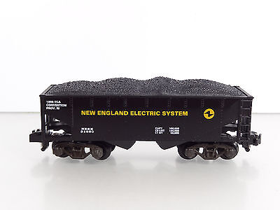 Lionel American Flyer S Gauge 1988 TCA New England Electric Hopper w/ Coal 48210