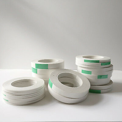 Permanent Clear Double Sided Adhesive Tape 50M LENGTH 4mm, 9mm, 12mm, 18mm, 24mm