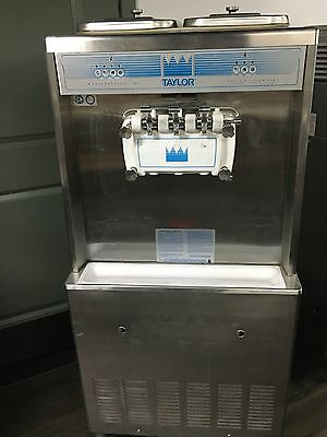USED - Taylor Soft Serve Ice Cream Machine