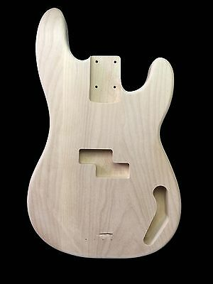 Bass Guitar Body/Precision/Alder/2pc/2.48kg/003577