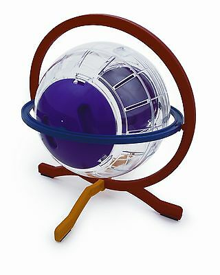 Pennine Gyroball Exercise Playball With Stand Hamster / Gerbil 3038