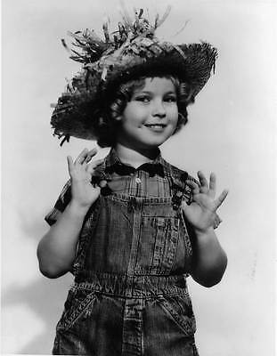 Shirley Temple Beautiful Girl 8x10 Picture Celebrity Print