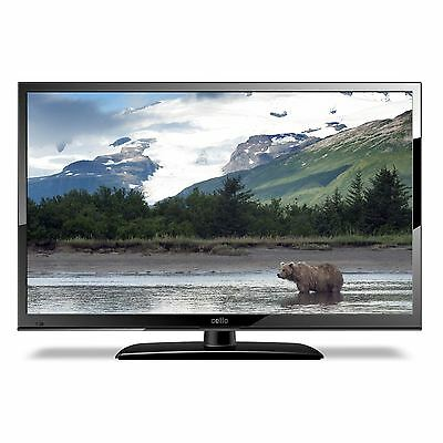 "Cello C22230F LED TV 22"" Built In DVD Player HD Freeview Black"
