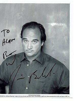 Jim Belushi American Actor Hand signed Photograph 10 x 8