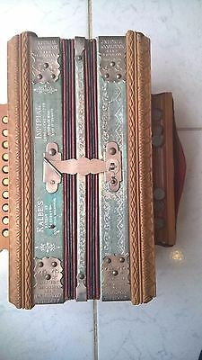 Ancien Accordeon Kalbe's Imperial