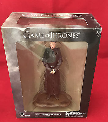 Game Of Thrones Figure Collectable Gift - Petyr Littlefinger Baelish *new(Other)