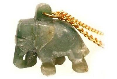 Antique 34½ct Jade Ancient Turk Mongol India Korea China Victory Stone 4 Swords