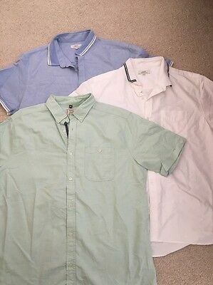Men's Casual Shirt Bundle Size XL