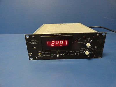 MKS Baratron PDR-C-2C Power Supply, and Digital Readout