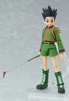 Max Factory figma Hunter x Hunter Gon Freecss Abs Pvc Action Figure from Japan
