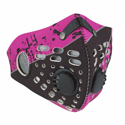 Can-Am Ladies Dust Mask - Purple