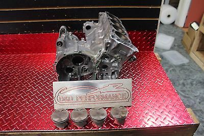 93 - 95 Cbr 900 900Rr Oem Engine Cases Block Cylinders Pistons Cbr61