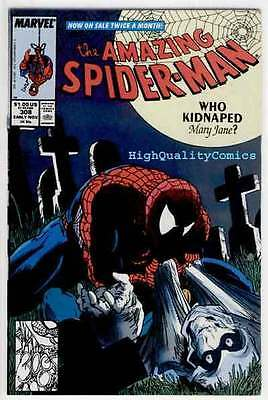 SPIDER-MAN #308, VF+/NM, Todd McFarlane, Amazing, 1963, Mary Jane