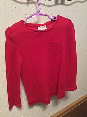 2 Size 4T Toddler Girl Tops
