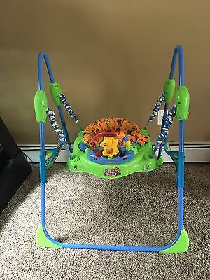 Fisher price Deluxe Baby Gymtastics Jumperoo Lights & Music