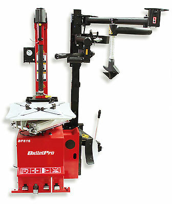BulletPro BP816 Tyre Changer with assisting arm