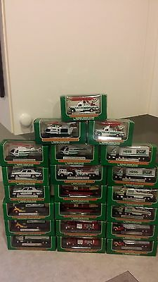 Hess Mini Truck LOT 21 Total Various Years 98-11 Free USPS Priority Shipping!