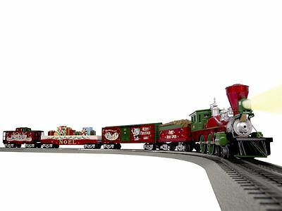 "LIONEL 6-82716  Disney Christmas Train Set ""Mickey's Holiday"" - NEW IN OPEN BOX"
