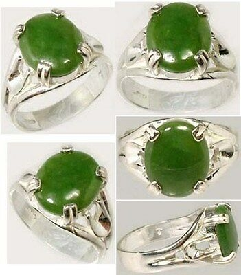 19thC Antique 3¼ct Jade Ancient Orient Sacred Dream Stone Warrior Battle Amulet