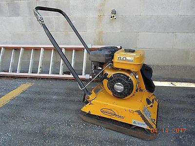 Northern Industrial Plate Compactor 6Hp Robin Ex17