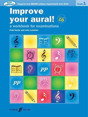 Improve Your Aural! Grade 1 Book & Cd