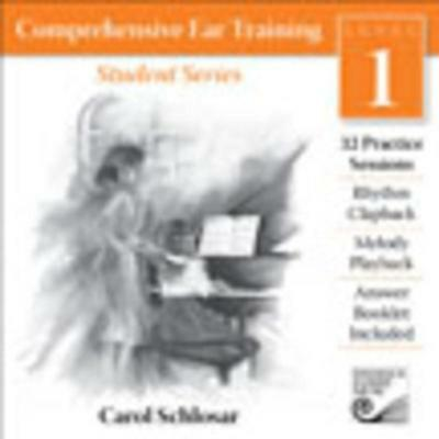 Comprehensive Ear Training Lvl 1 Student Book & Cd