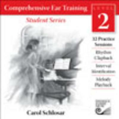 Comprehensive Ear Training Lvl 2 Student Book & Cd
