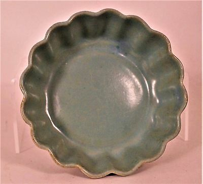Antique Chinese Porcelain Celadon Brush Washer