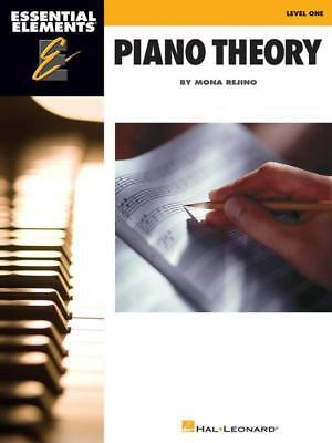 Essential Elements Piano Theory Lvl 1 Ee