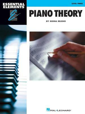 Essential Elements Piano Theory Lvl 3 Ee