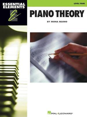 Essential Elements Piano Theory Lvl 4 Ee