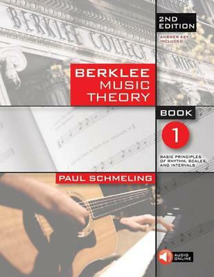 Berklee Music Theory Book 1 BookOla 2Nd Edition