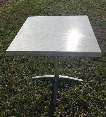 Cafe Tables - 600mm x 600mm